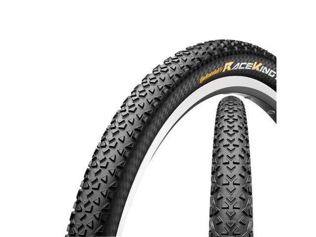Continental Race King RaceSport 27.5 x 2.2 opvouwbare band zwart